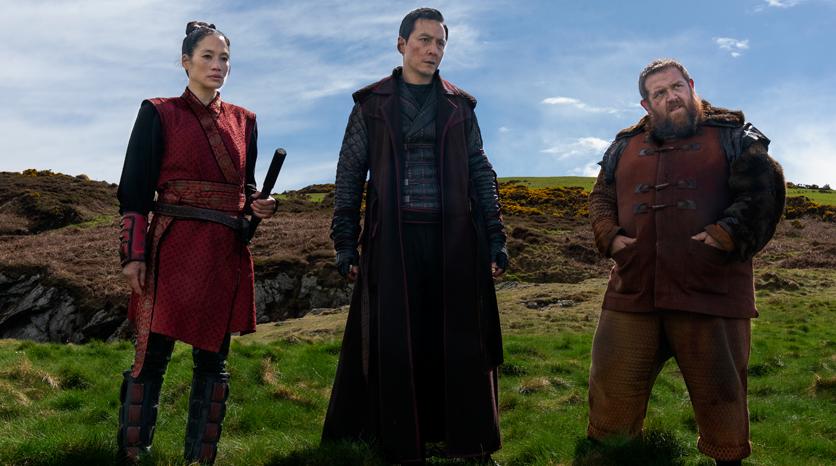 Into the Badlands 30 - Imagem Corpo
