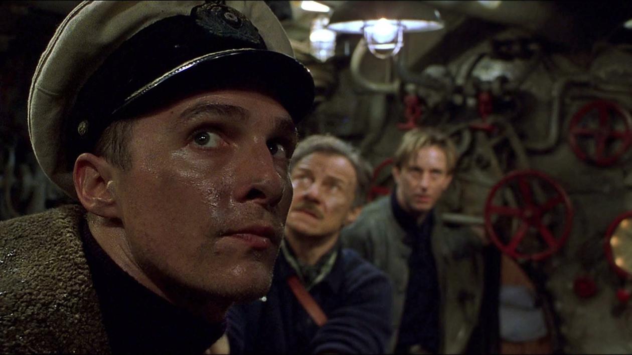 الغواصة النازية U-110..والفيلم الامريكى U-571 ..! U571MAIN