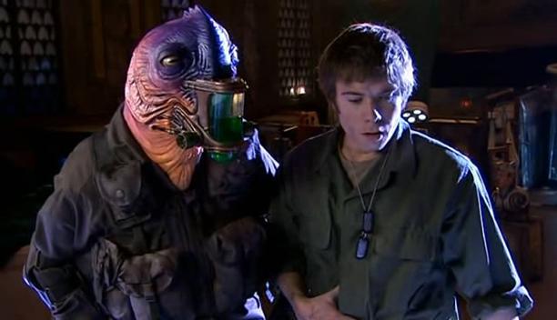 Harry Lloyd Doctor Who