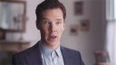 Benedict Cumberbatch reading Alan Turing's letter (not live).