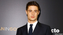 WATCH: Max Irons on Why He Doesn't Do Social Media