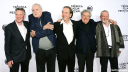 From left: Michael Palin, John Cleese, Eric Idle, Terry Jones and Terry Gilliam at the 40th anniversary screening of 'Monty Python and the Holy Grail' at the Tribeca Film Festival. (Photo: Stephen Lovekin/Getty Images for the 2015 Tribeca Film Festival)
