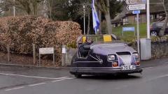 WATCH: Glasgow Man Converts Bumper Car for Street Driving