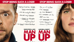 New Clip and Posters for Simon Pegg's 'Man Up' with Lake Bell
