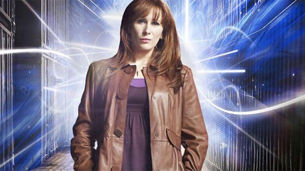 Catherine Tate as Donna Noble in 'Doctor Who' (Pic: BBC)