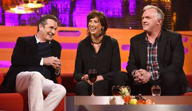 WATCH: Miranda Hart's Awkward Moment with Prince Harry