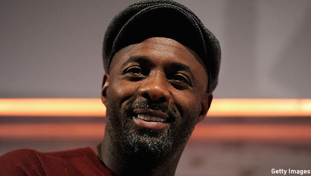 Want to See Idris Elba Spin? Go to Glastonbury