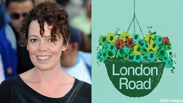 First Look: Olivia Colman Sings in New 'London Road' Clip