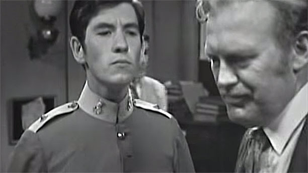 WATCH: Sir Ian McKellen's TV Debut from 1964