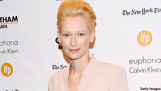 Tilda Swinton to Join Benedict Cumberbatch in 'Doctor Strange'