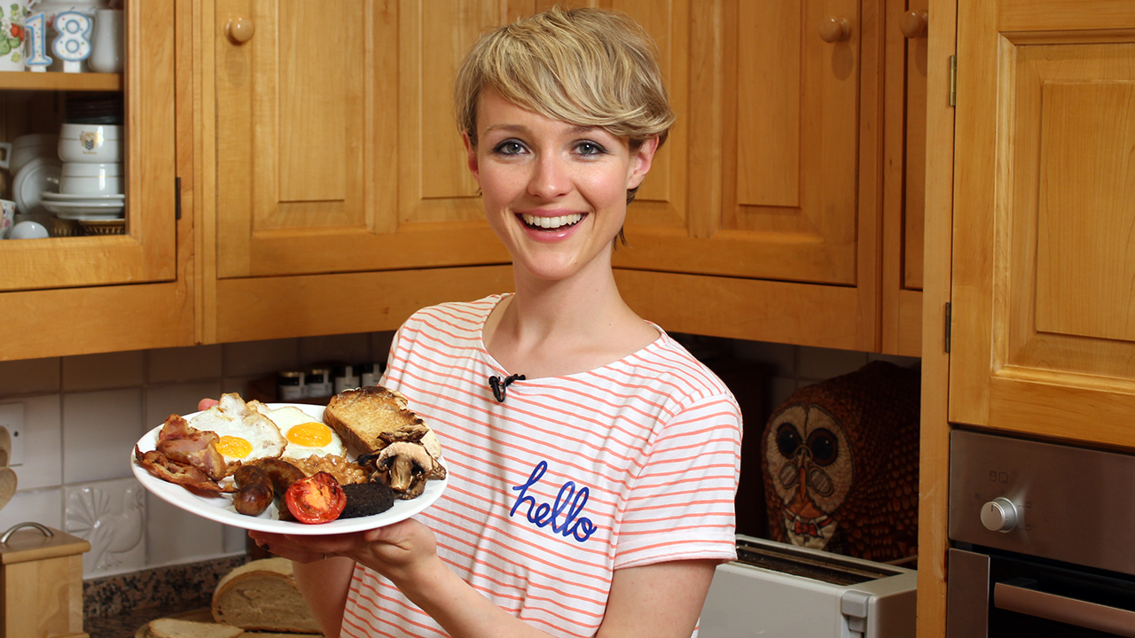 WATCH: How to Make Breakfast Like a Brit
