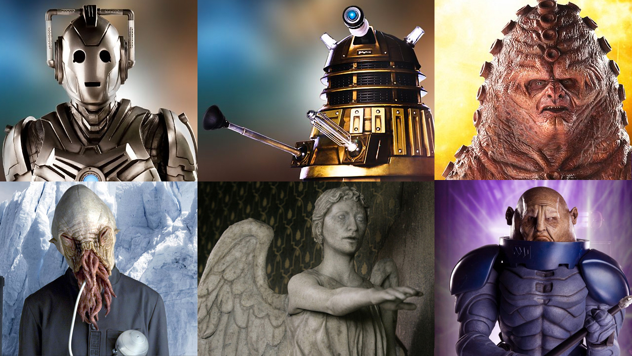 Personality Quiz: Which 'Doctor Who' Monster Are You?