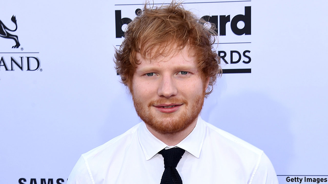 Ed Sheeran Joins the Cast of Gory New Medieval Drama