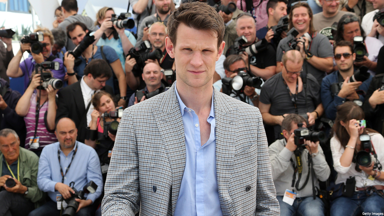 Matt Smith (Pic: Loic Venance/Getty Images)