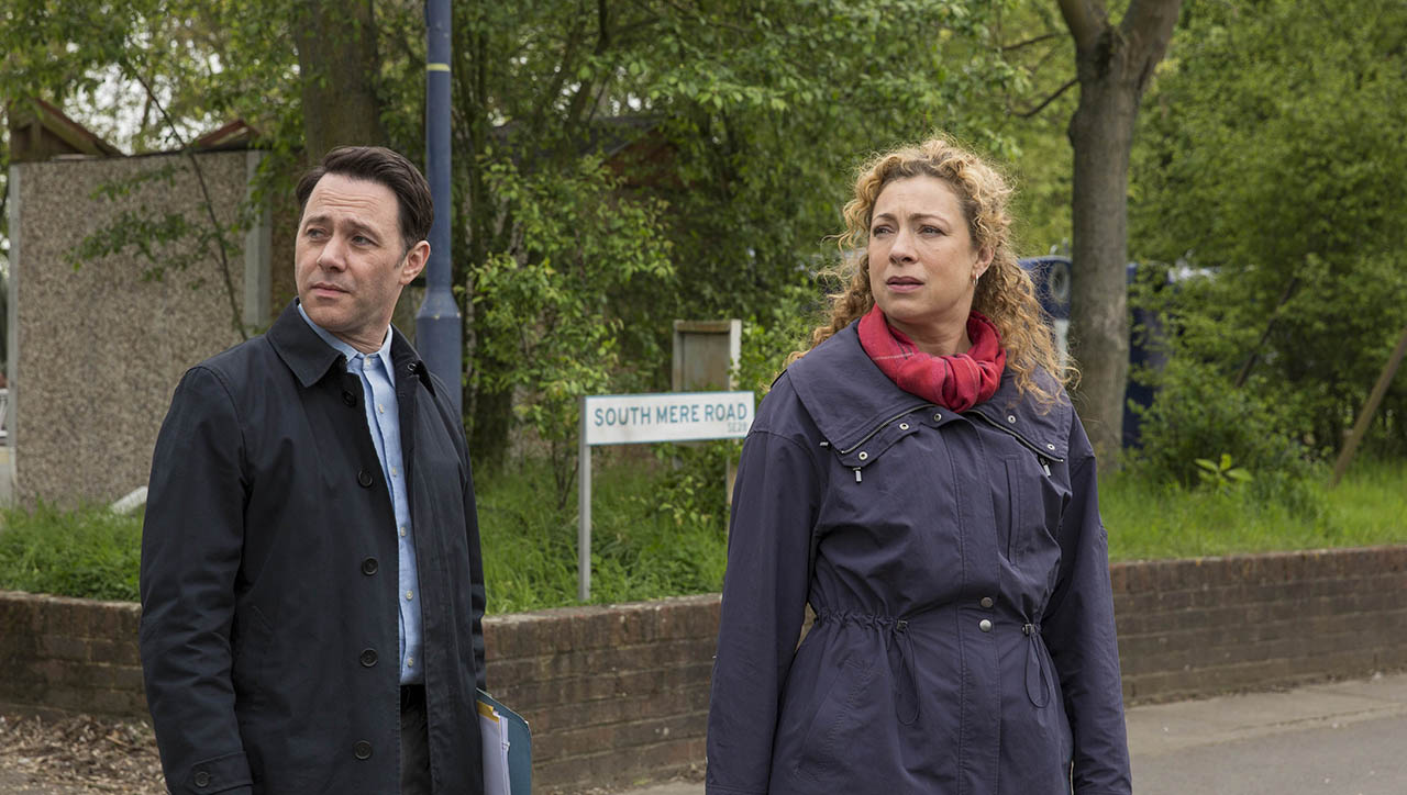 'Chasing Shadows' Starring Alex Kingston Makes U.S. Premiere