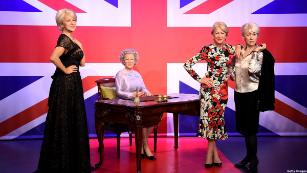Dame Helen Mirren Waxes on About 'Having Three Sisters'