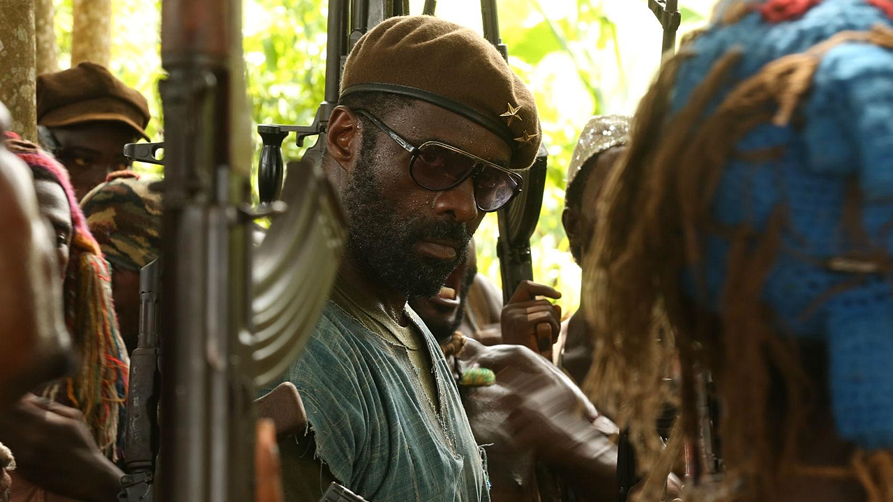 Idris Elba in Beasts of No Nation (Pic: Netflix)