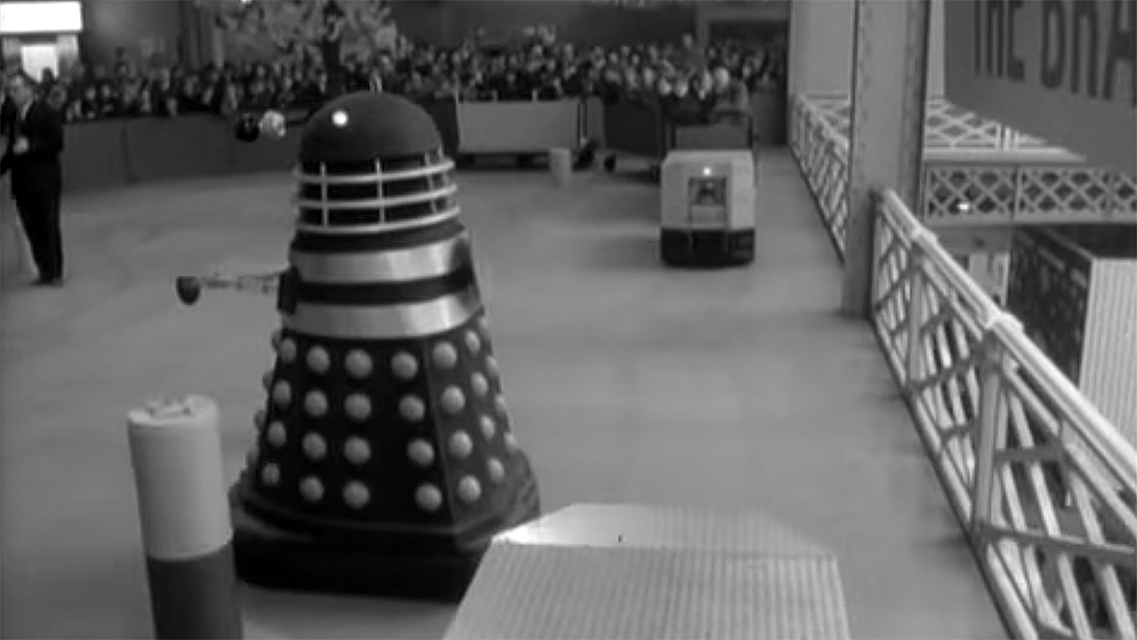 'Doctor Who's Day Roundup: The Dalek Invasion of News