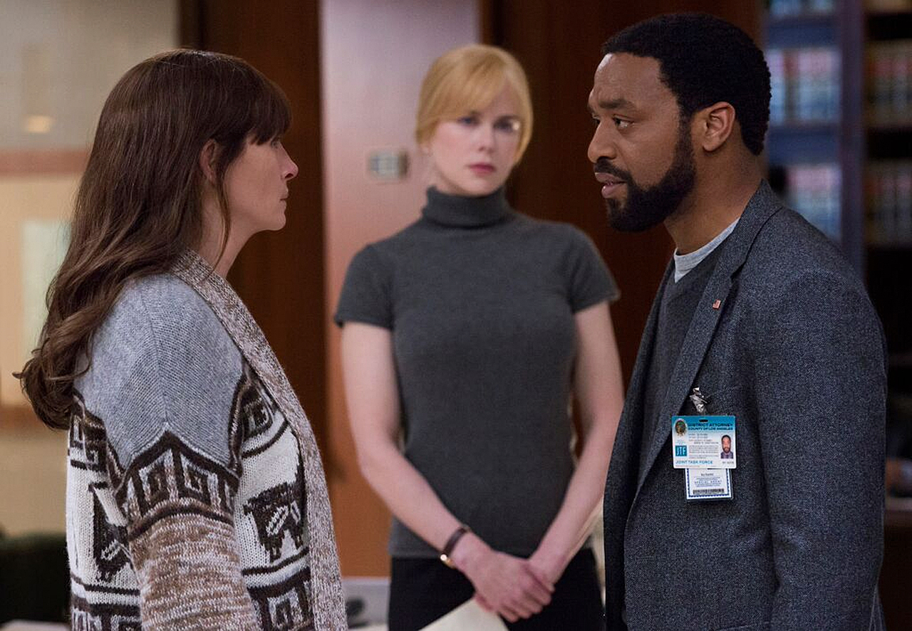 WATCH: Chiwetel Ejiofor in 'Secret in their Eyes' Trailer