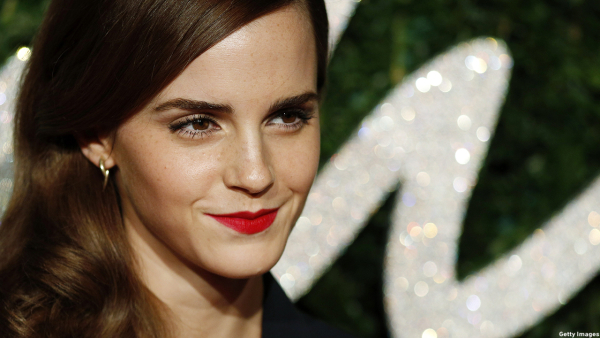 Emma Watson Declared 'Voice of a Generation' by Vogue U.K.