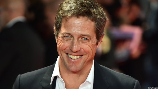 Hugh Grant Shows Twitter Support for Unlikely Hero