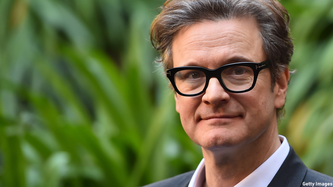 Colin Firth: 10... Colin Firth