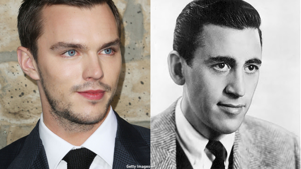 Nicholas Hoult to Portray  J.D. Salinger