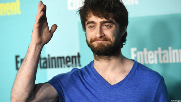 WATCH: Daniel Radcliffe in 'Grand Theft Auto' Drama 'The Gamechangers'