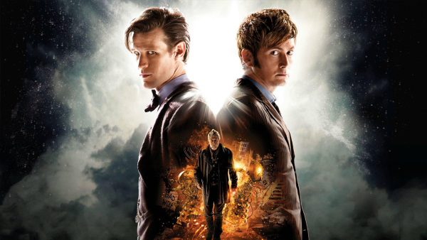 'Doctor Who': 10 Things You May Not Know About 'The Day of the Doctor'