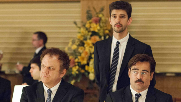 WATCH: Farrell, Weisz, Colman and Whishaw in 'The Lobster' Trailer