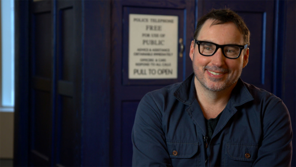 WATCH: Toby Whithouse on 'Doctor Who,' Ghosts, and Advice for Aspiring Writers