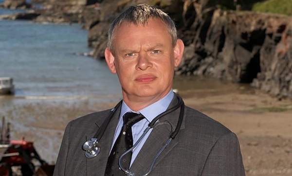 WATCH: Five Martin Clunes Roles Available to Watch Online