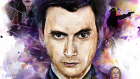 David Tennant's Purple Man has an accent. (Netflix)