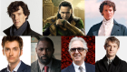 Cumberbatch, Hiddleston, Firth, Tennant, Elba, Freeman, any of these surnames could be yours (Photos: BBC/Marvel)