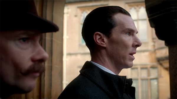 WATCH: The Full-Length 'Sherlock' Trailer