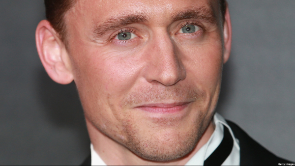 Tom Hiddleston: 'Your Comfort Zone's What You're Frightened Of'