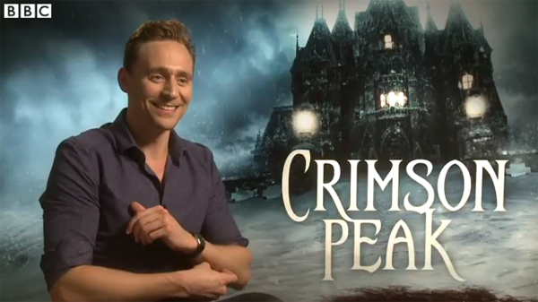 WATCH: Tom Hiddleston Answers the Bond Question