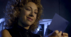 Alex Kingston in 'Doctor Who' (Photo: BBC)