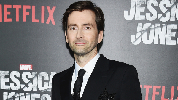 WATCH: David Tennant Explains Einstein
