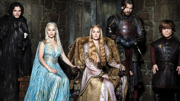 Twitter Responds to 'Game of Thrones' Character Poster Reveal