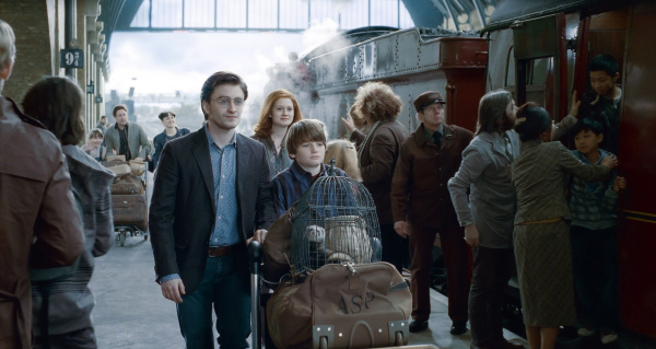 J.K. Rowling Explains Severus Potter