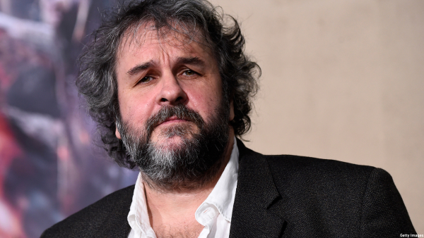 WATCH: Peter Jackson's 'Doctor Who' Contract Arrives