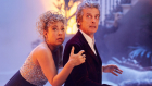 Alex Kingston and Peter Capaldi in 'Doctor Who' (Photo: BBC)