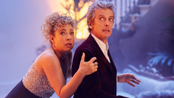 'Doctor Who's Day Roundup: A Song for River Song