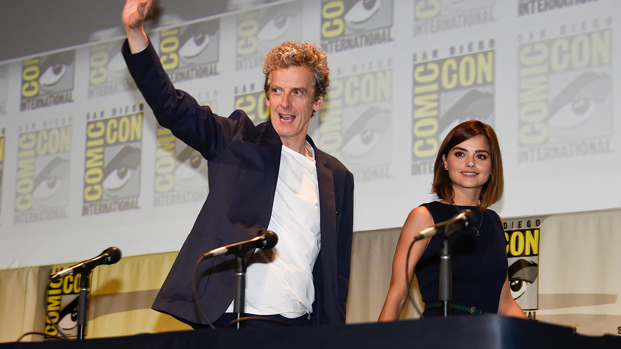 San Diego Comic-Con 2015: Behind the Scenes