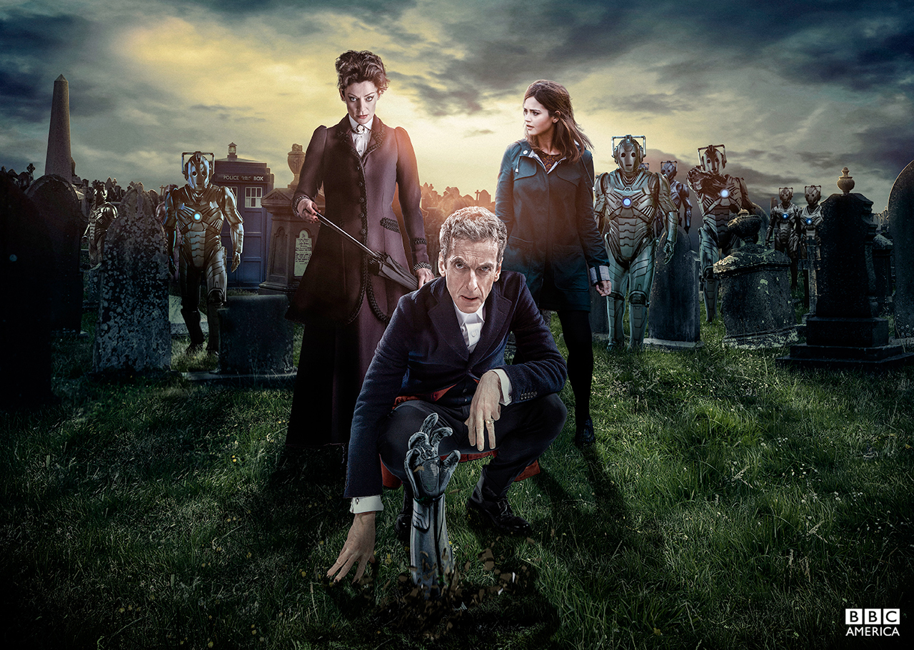 <i>Doctor Who</i> is Coming to Comic-Con