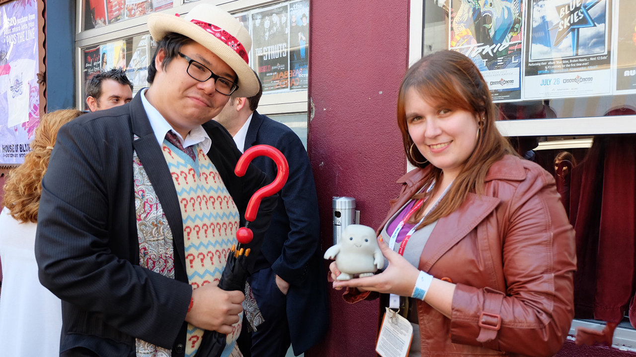 San Diego Comic-Con 2015: 'Doctor Who' Cosplay