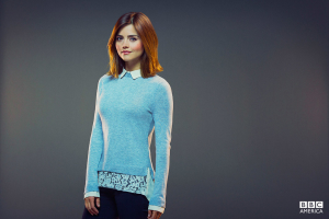 Jenna Coleman is Leaving 'Doctor Who'