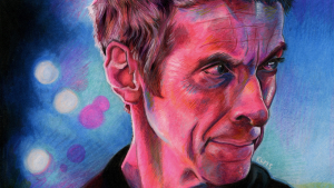 Peter Capaldi Fan Art