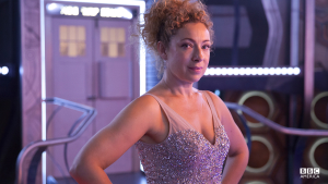 River Song Returns for the 2015 Doctor Who Christmas Special